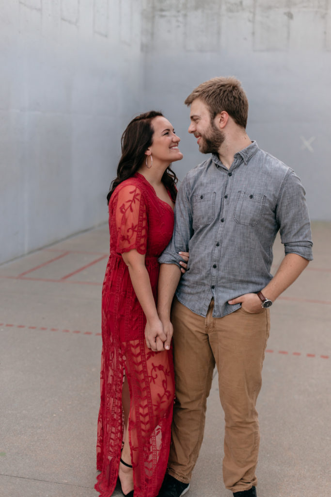 Engagement Photos in Nebraska